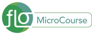 FLO MicroCourse logo