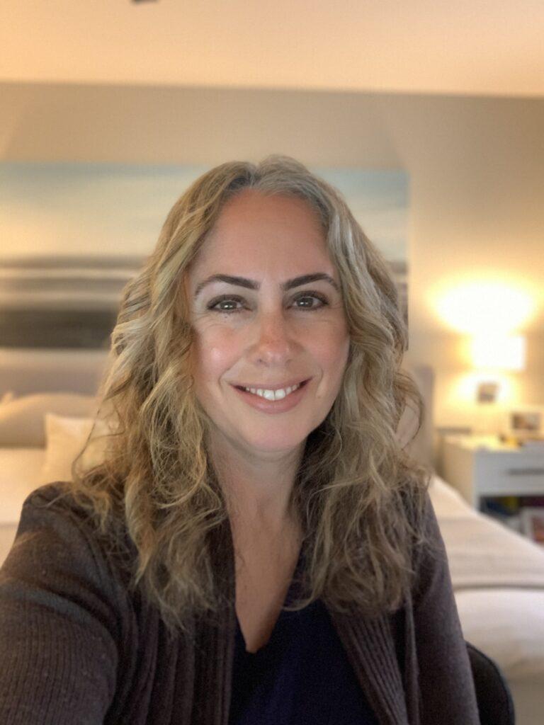 Andrea Niosi smiling