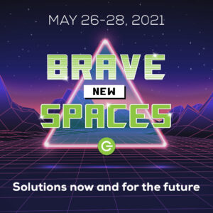 ETUG Workshop: Brave New Spaces: Solutions now and for the future